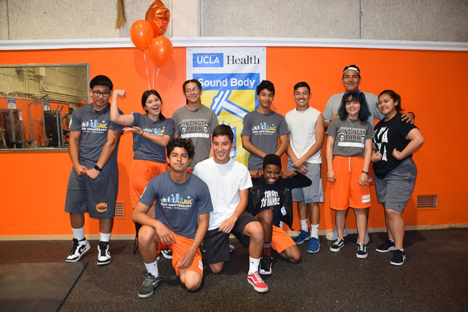 UCLA Health Sound Body Sound Mind has partnered with 137 schools in the L.A. area.